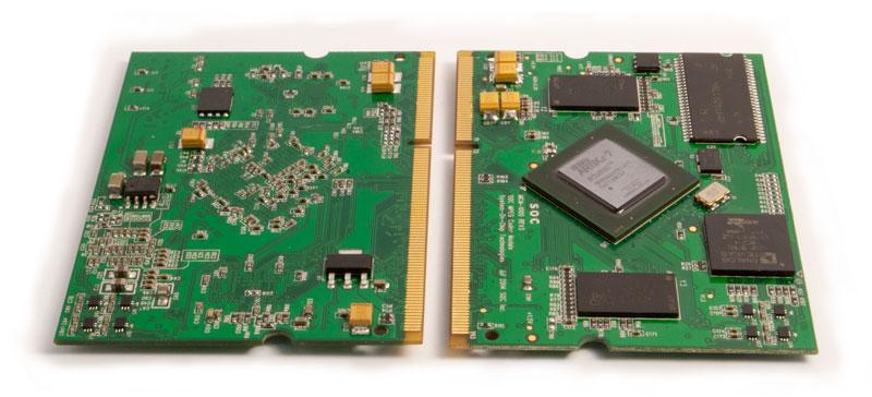 CODEC FPGA Modules
